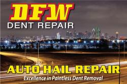 dfw hail repair logo